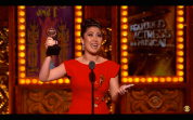 The King and I's Ruthie Ann Miles Wins Tony Award for Best Featured Actress in a Musical at the 69th Annual Tony Awards at Radio City Music Hall on June 7, 2015.