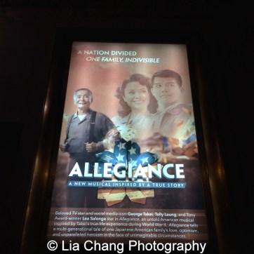 The Longacre Theatre. Photo by Lia Chang