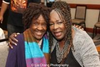 Sharon Hope and Ebony Jo-Ann. Photo by Lia Chang