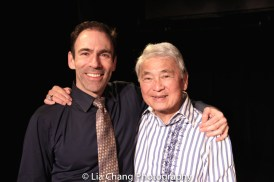Thomas Conroy and Alvin Ing. Photo by Lia Chang