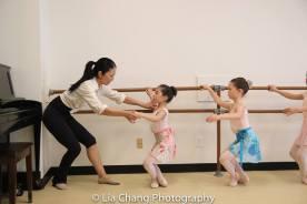 UWS DANCE with Lainie Sakakura. Photo by Lia Chang