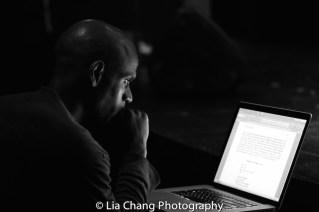 Nebi Berhane. Photo by Lia Chang