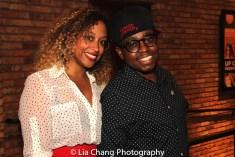 Ashley Roberson and Samuel G. Roberson Jr. Photo by Lia Chang