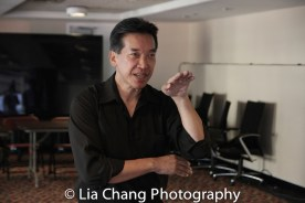 Peter Kwong at the 4th Annual Urban Action Showcase and Expo at the AMC Empire 25 Times Square in New York on November 12, 2016. Photo by Lia Chang