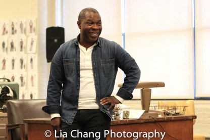 Michael Potts. Photo by Lia Chang