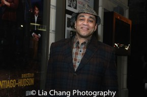 Harry Lennix. Photo by Lia Chang