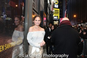 Chrissy Teigen. Photo by Lia Chang
