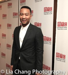 John Legend. Photo by Lia Chang