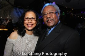 Deborah and Willie Dirden. Photo by Lia Chang