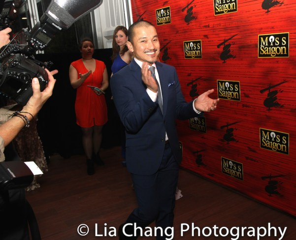 Jon Jon Briones. Photo by Lia Chang