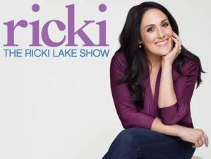 Ricki Lake NUCCA infant reflux story Dr. Giancarlo Licata