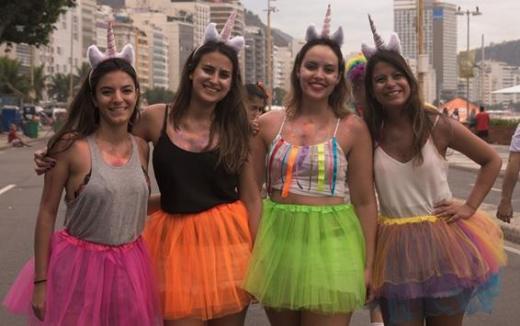 Fantasias e looks- As melhores para arrasar no carnaval 2018