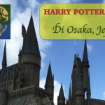 Harry Potter World di Osaka, Jepang