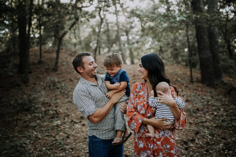 First Landing State Park Family Portrait Session