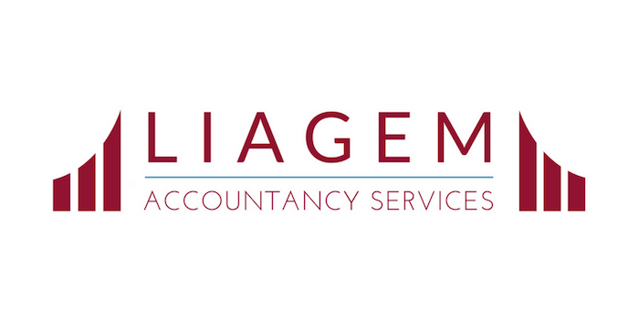 Liagem Accountancy Services logo - Honest and experienced accountancy. Delivering excellence with pride.