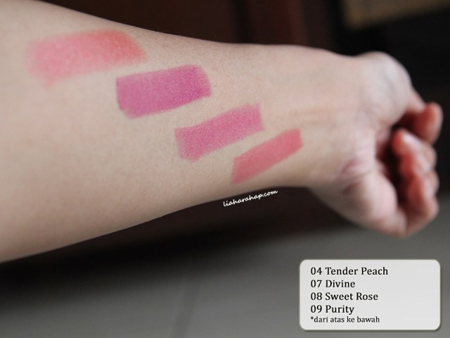 swatch-warna-sulamit-cosmetic-lipstick-passion-series