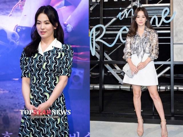 Gaya Busana Aktris Drama Korea