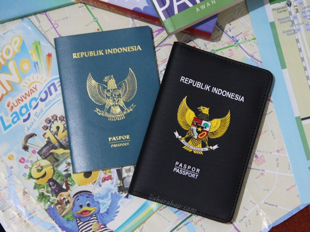 Cara Perpanjang Paspor Online
