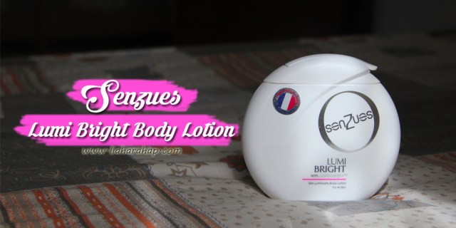 Senzues Body Lotion
