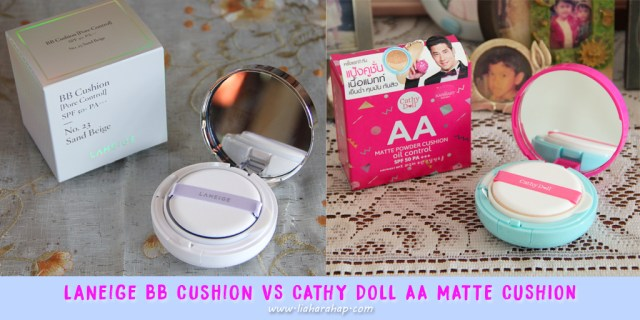 Laneige Cushion Cathy Doll Cushion