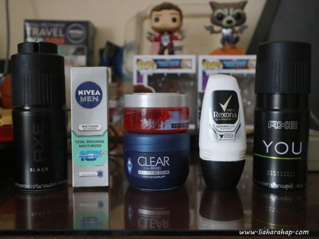 Skincare Untuk Pria