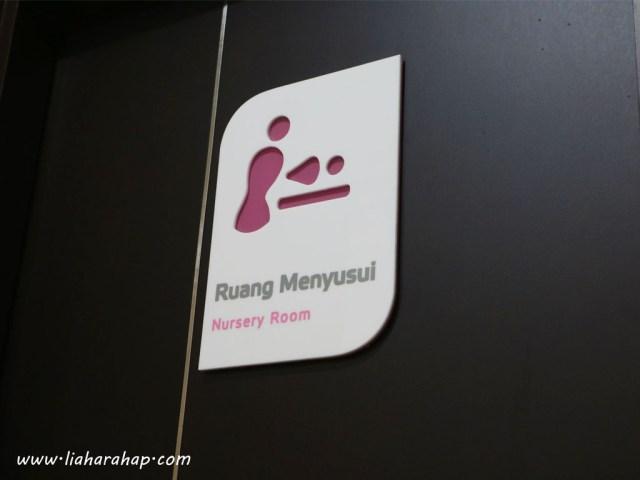Ruang Menyusui Prodia Women's Health Centre