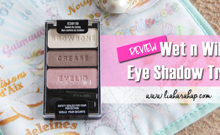 Wet n Wild Eye Shadow Trio