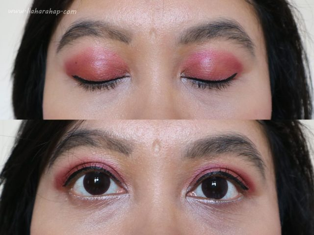 Emina Eye Shadow Pop Rouge