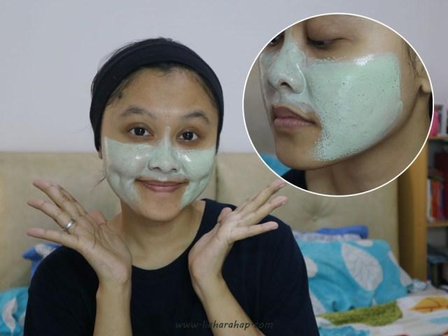 Masker Untuk Wajah Berjerawat