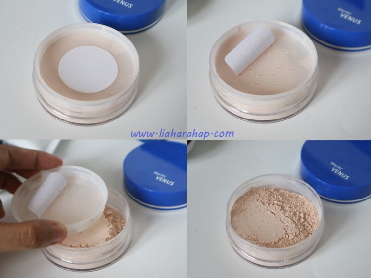 Marcks Venus Loose Powder