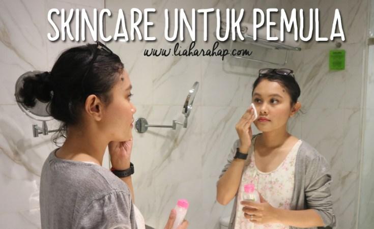 Skincare Untuk Pemula