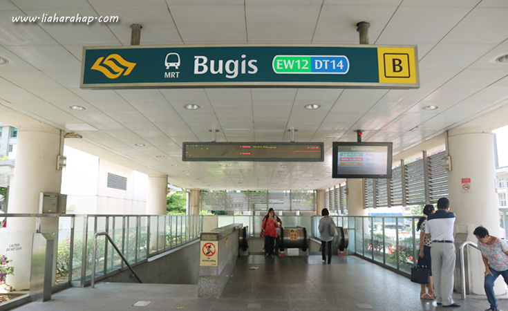 Singapore Itinerary & Budget