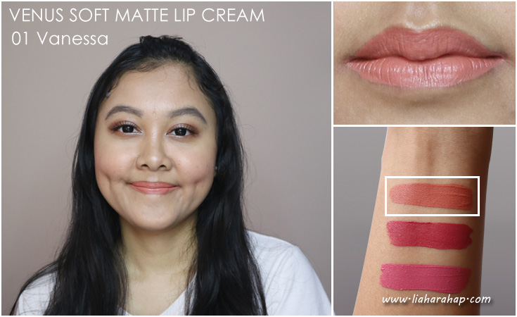 Marcks Venus Soft Matte Lip Cream