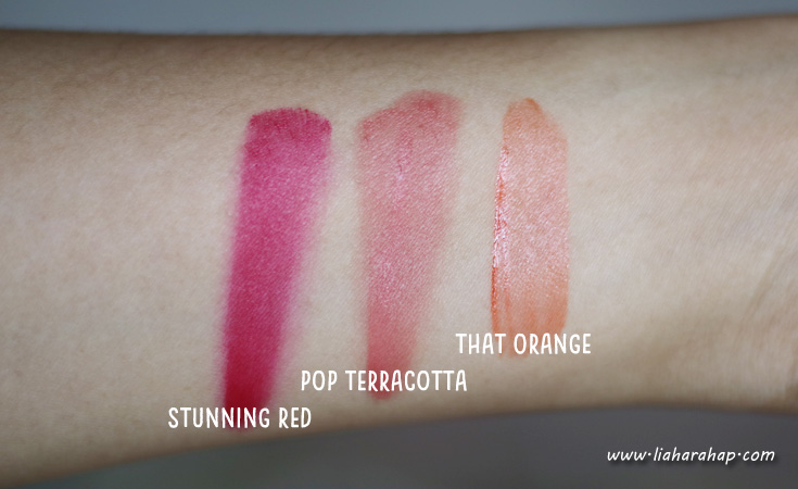 Swatch PIXY Twin Blush PIXY Tint Me