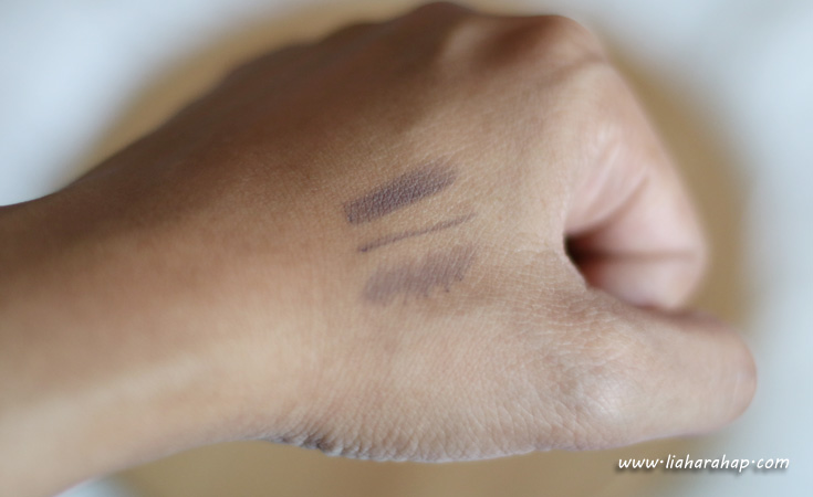 Swatch Pensil Alis Wardah