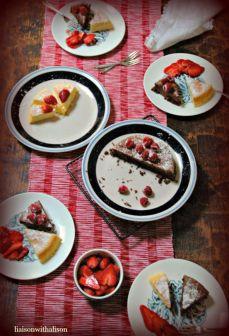three ingredient cheesecake 3