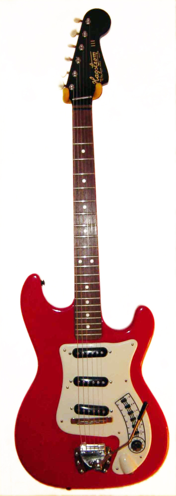 1962 Hagstrom Kent PB 24 G as played by David Bowie