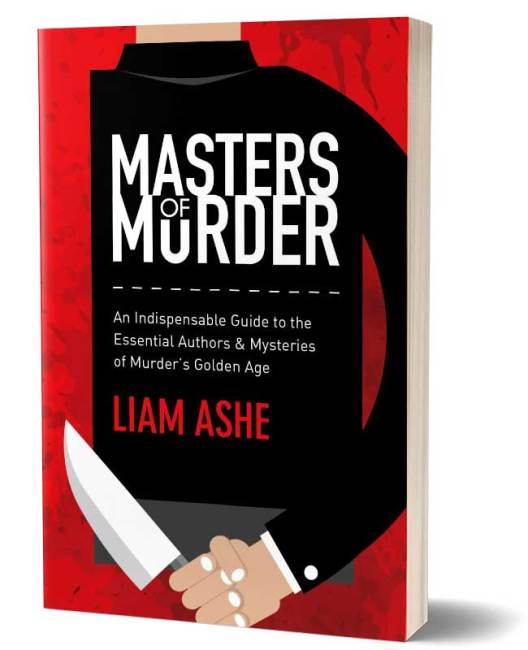 Masters of Murder by Liam Ashe