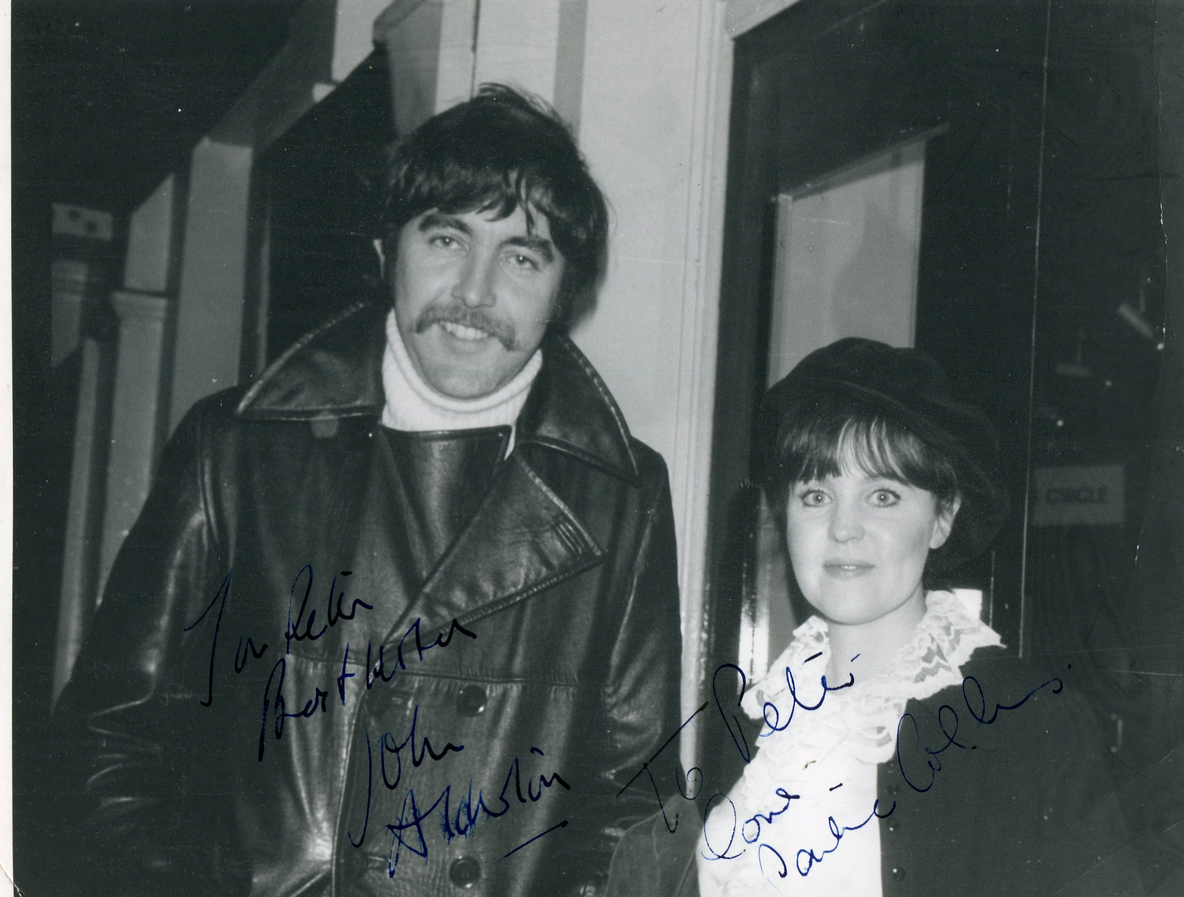 Watch John Alderton (born 1940) video