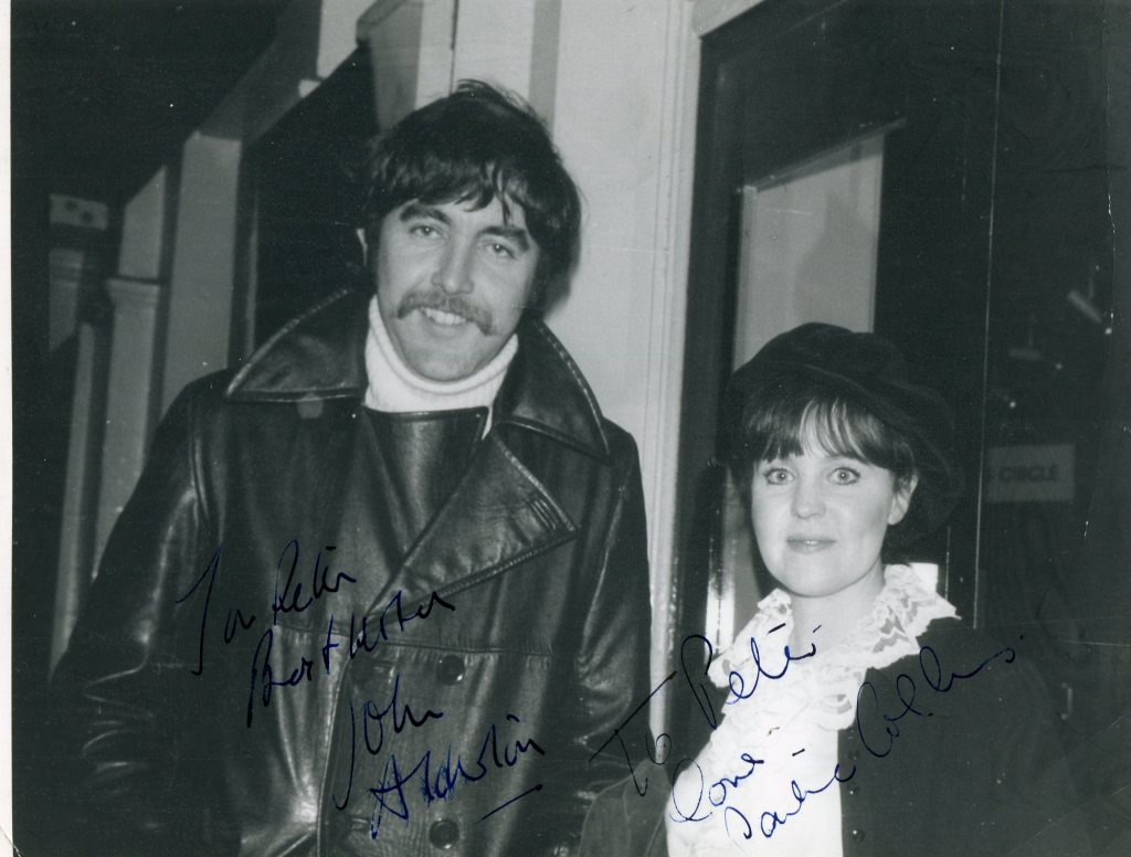 John Alderton & Pauline Collins