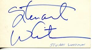 Stuart Whitman