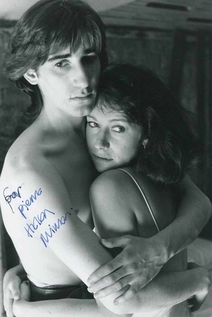 Helen Mirren & John Lynch