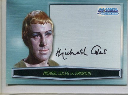 Michael Coles.
