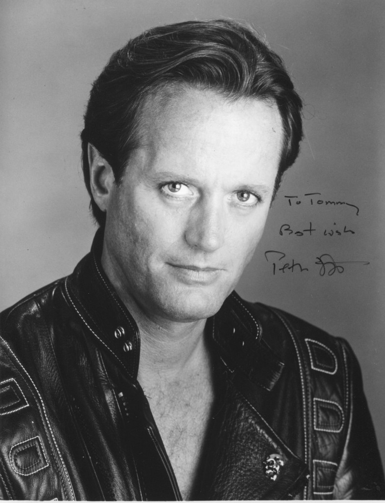 Signed Photographs of Actors from the 1970's - Movies ...
