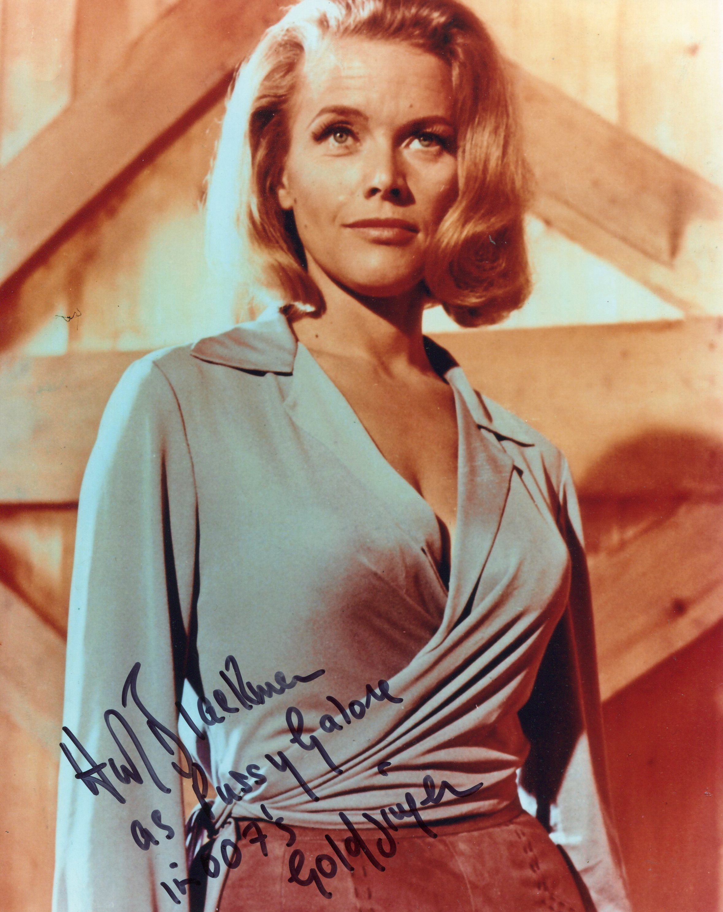 honor blackman - photo #20