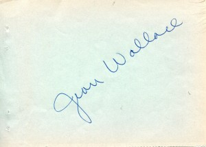 Jean Wallace