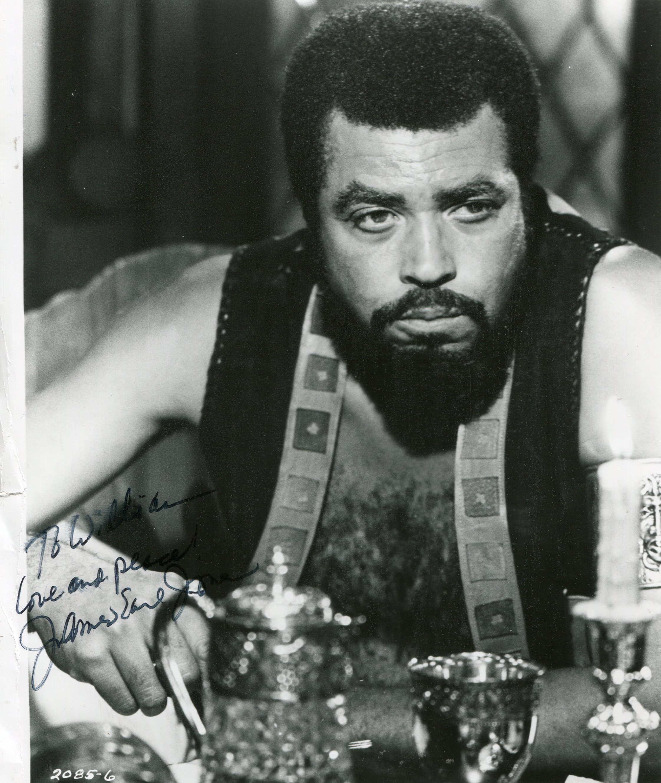 James Earl Jones - Movies & Autographed Portraits Through ...