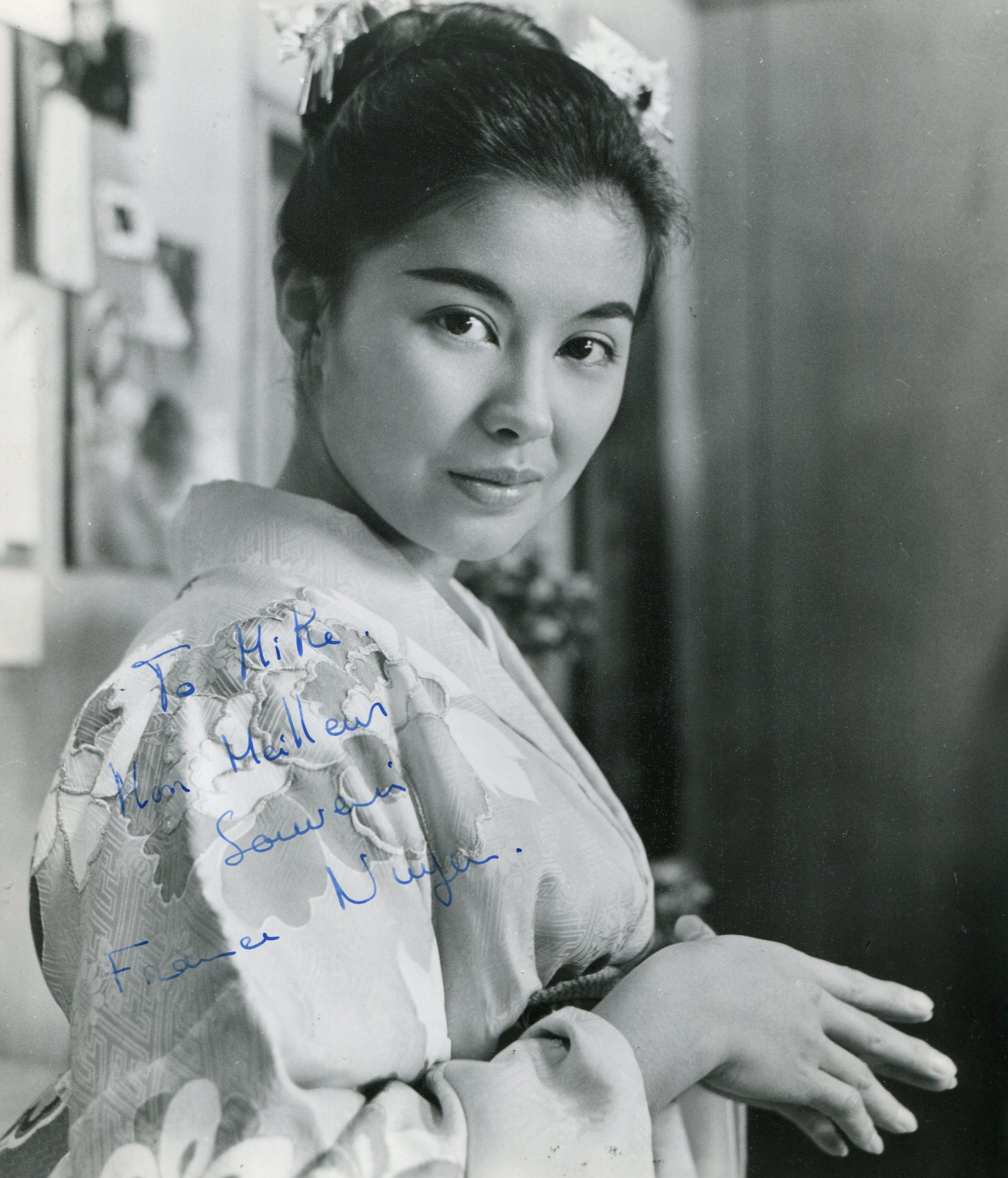France Nuyen Archives Movies Amp Autographed Portraits