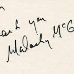 Malachy McCourt