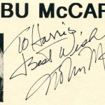 Nobu McCarthy